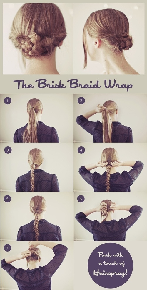 The brisk braid