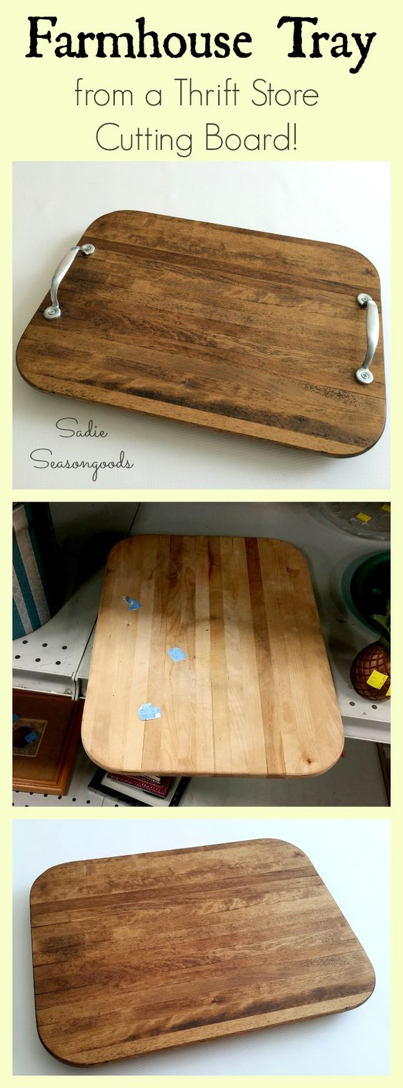serving-tray-from-a-cutting-board via