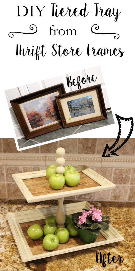 change-photo-frames-into-serving-trays via