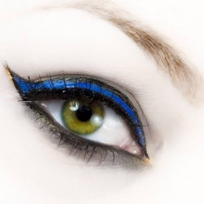 Bright Colored Eyeliner