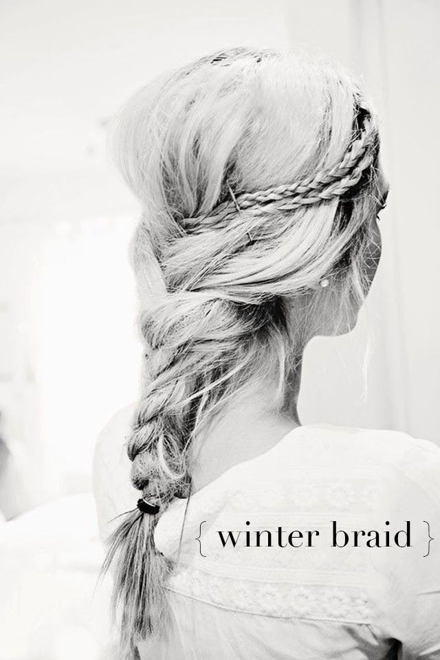 Braid with braids