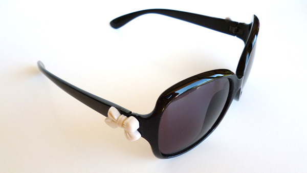 Bow sunglasses