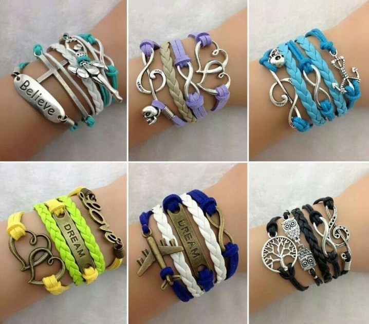 Stylish bracelets