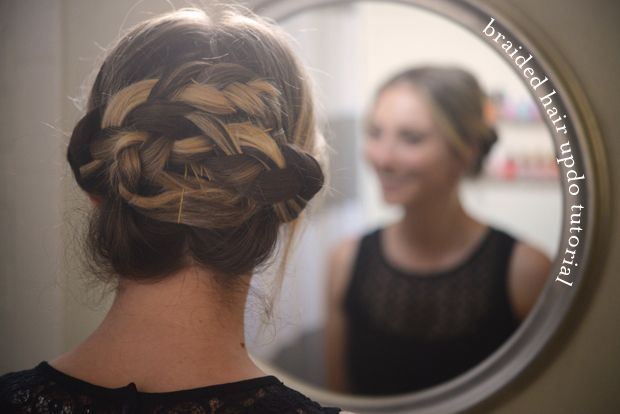 Recommended updo