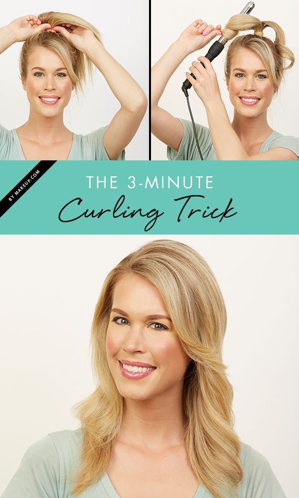 Three-minute curls