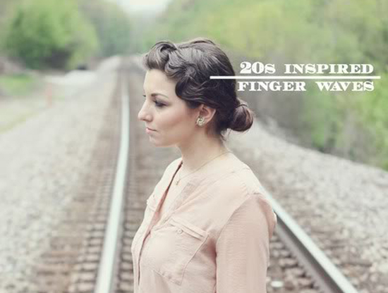04-Finger Waves Photo