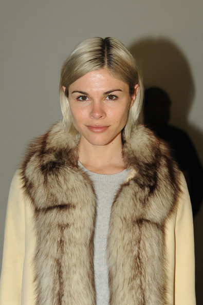 Emily Weiss Straight Bob