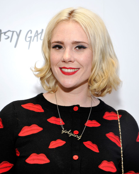 Kate Nash Cute Bob
