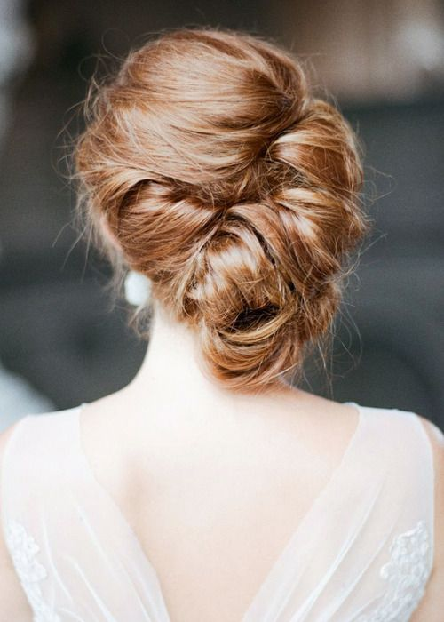 Wedding Page buns