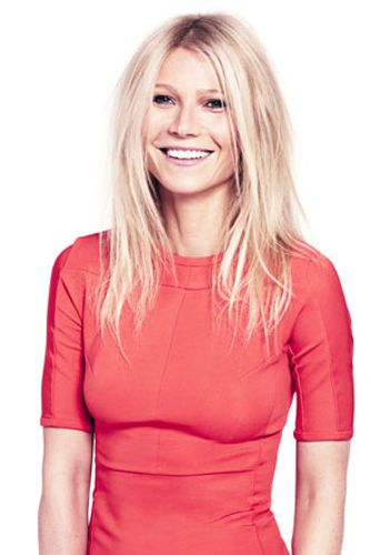 Long Layered Blonde Hair - Gwyneth Paltrow Hairstyles