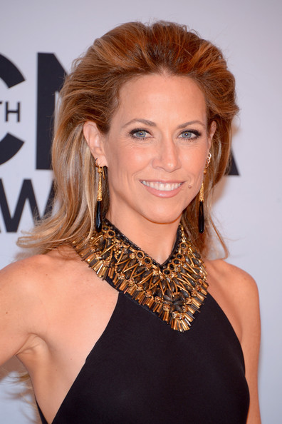 Sheryl Crow teased the hair