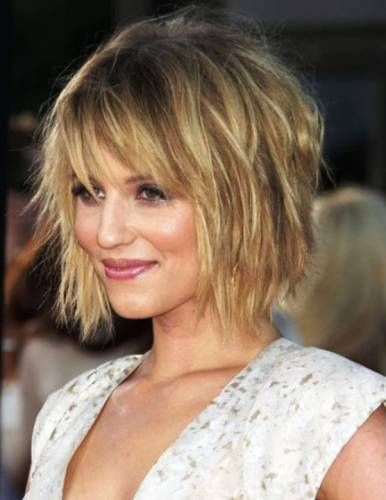 Best shaggy hairstyle