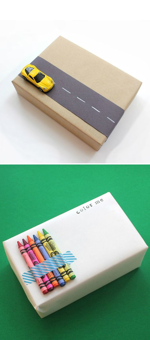 10 ideas for wrapping your gifts