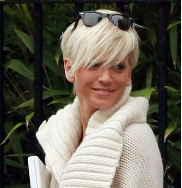 Nice short hairstyle for women