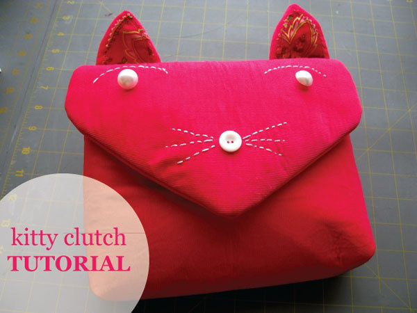 DIY cat clutch