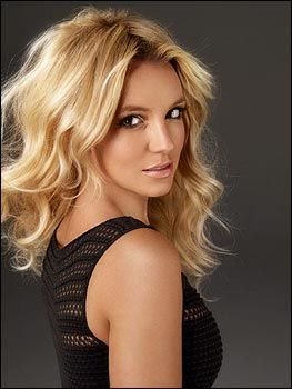 Curly Wavy Medium Hair for Britney Spears Hairstyles