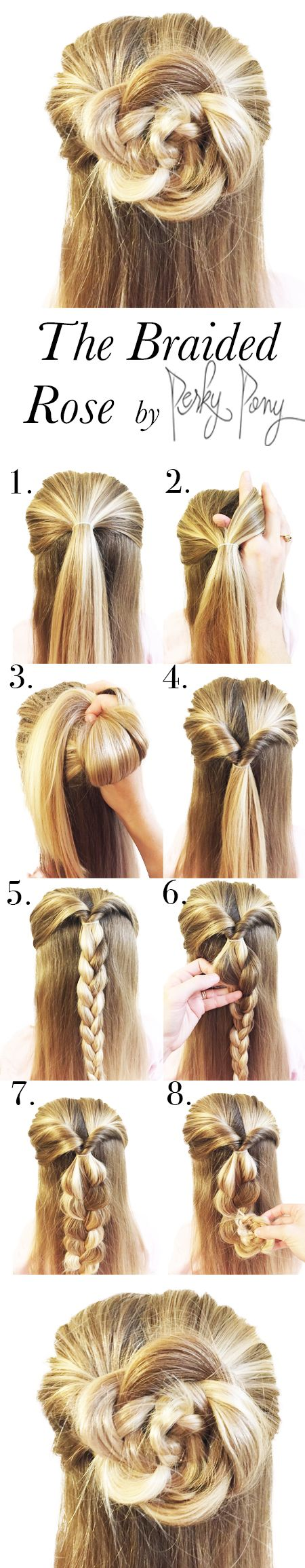 12 simple and simple hairstyles for your daily look