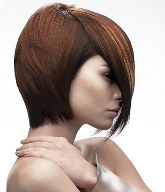 Edgy Short Hairstyle for 2014