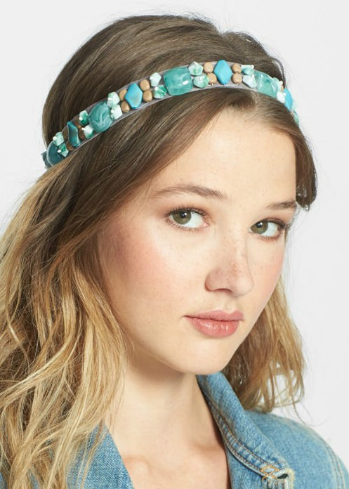 Tasha Crown of Stones headband