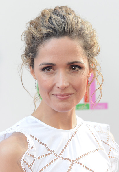 Rose Byrne French Twist / Getty Images