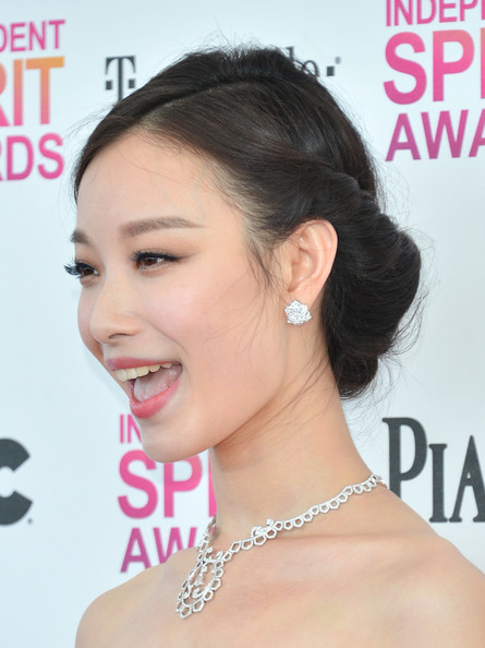 """Ziyi Zhang French Twist / Getty Images """"width ="""" 458 """"class ="""" size-full wp-image-30677"""