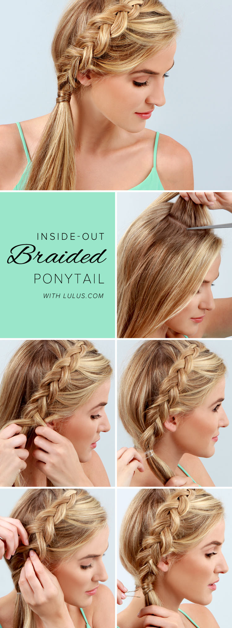EXTENDED PONYTAIL