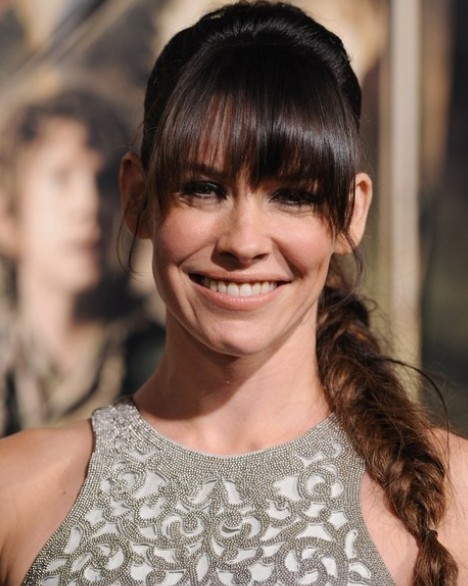 """Evangeline Lilly Braid / Getty Image """"width ="""" 458 """"class ="""" size-full wp-image-28125"""