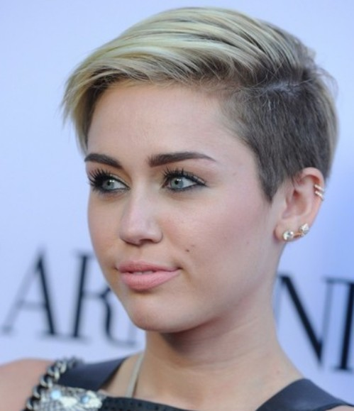 Miley Cyrus swept pages