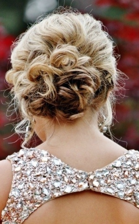 Nice updo for a cool look