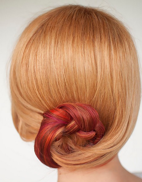 Braided roll