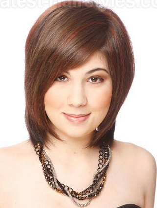 Even layered bob hairstyle for women