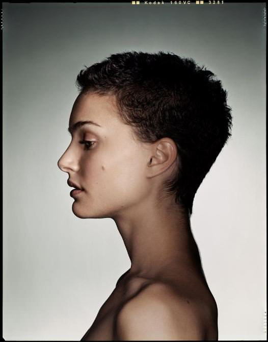 Super short hairstyle for women