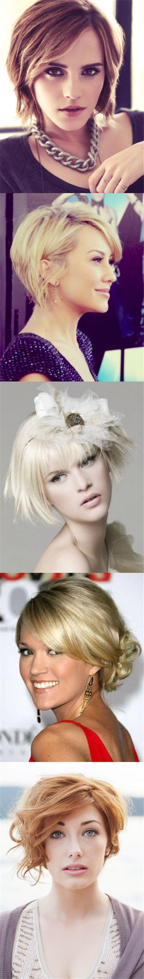2014 short prom hairstyles