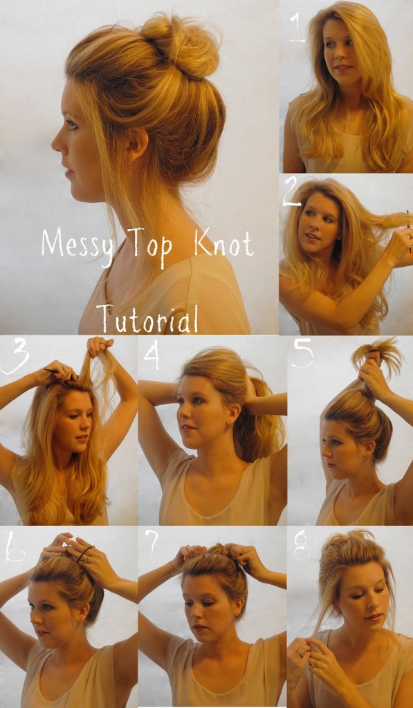 Chaotic top knot