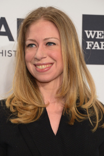 "Chelsea Clinton Layered Cut ""width ="" 480"