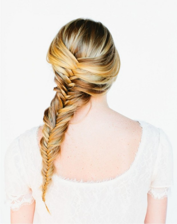 Fishtail Braid Hair Tutorial about