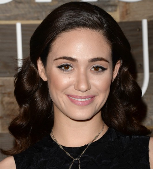 Emmy Rossum Medium Waves