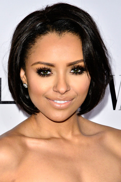 Best hairstyles for super mothers: Kat Graham Bob