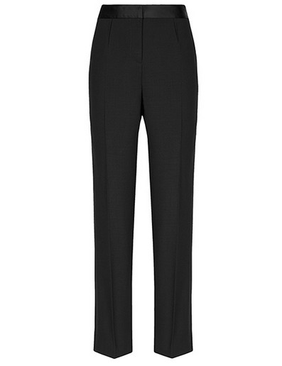 Reiss slim fit tuxedo pants