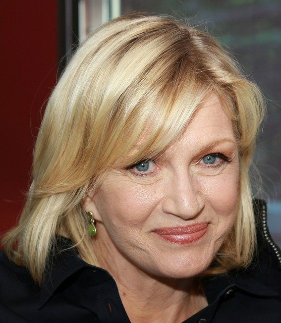 Diane Sawyer Short Hairstyles for Women Over 50