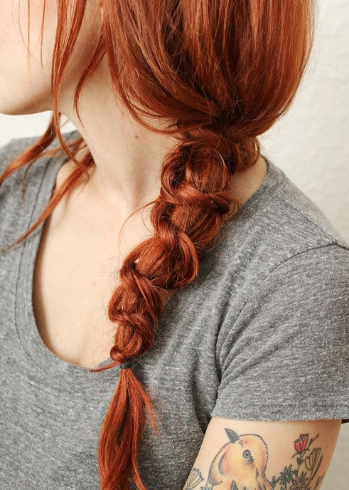 20 tutorials on braided hairstyles: everyday hairstyles for long hair