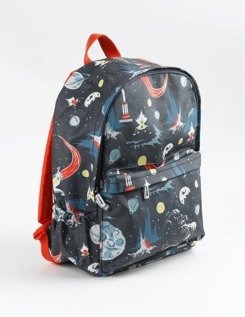 Ground space backpack, $ 48