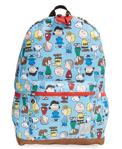 Hanna Andersson Peanuts backpack, $ 52.