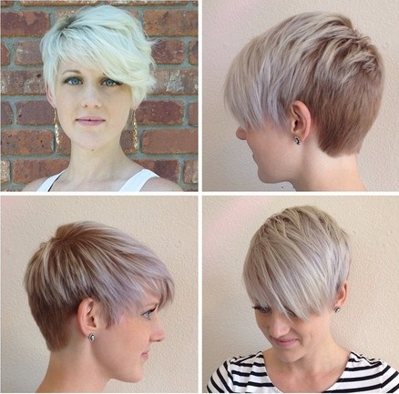 Cool short haircuts for summer