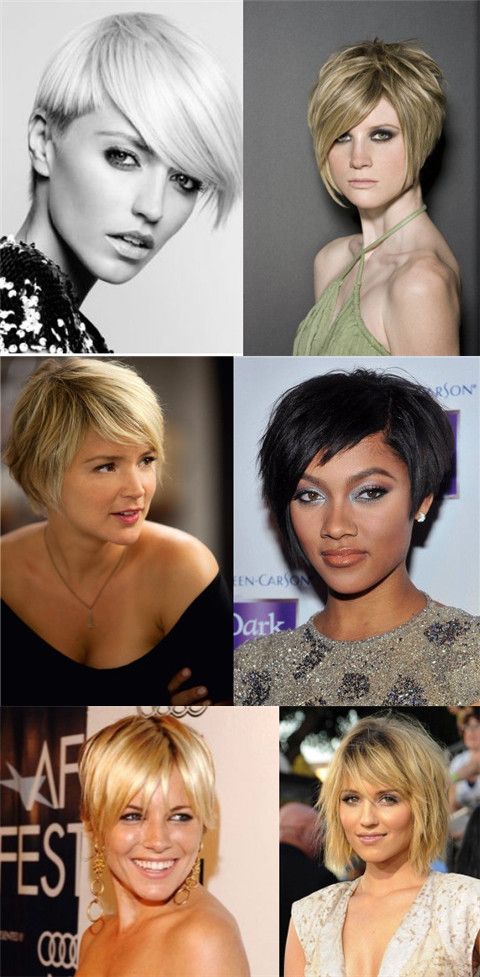 Short prom hairstyles for 2014