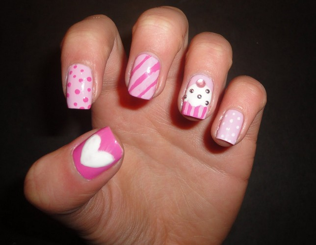 Cute nail designs for kids
