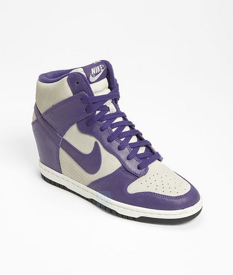 Nike Dunk Sky Hi Wedge Sneakers ($ 120)