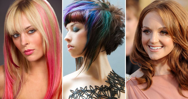 How to choose hair colors