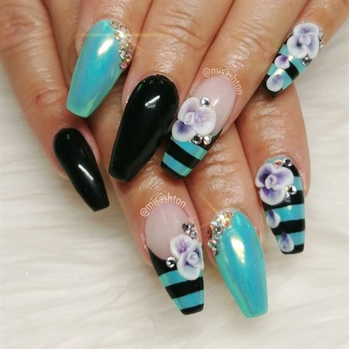 Pin on Flower Nail A