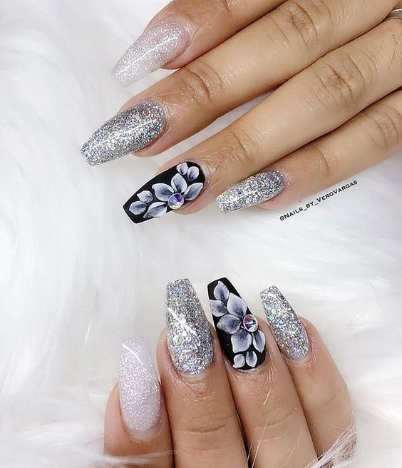 25 Latest and elegant 3D nail art design ideas - Top Fashion | 3d .